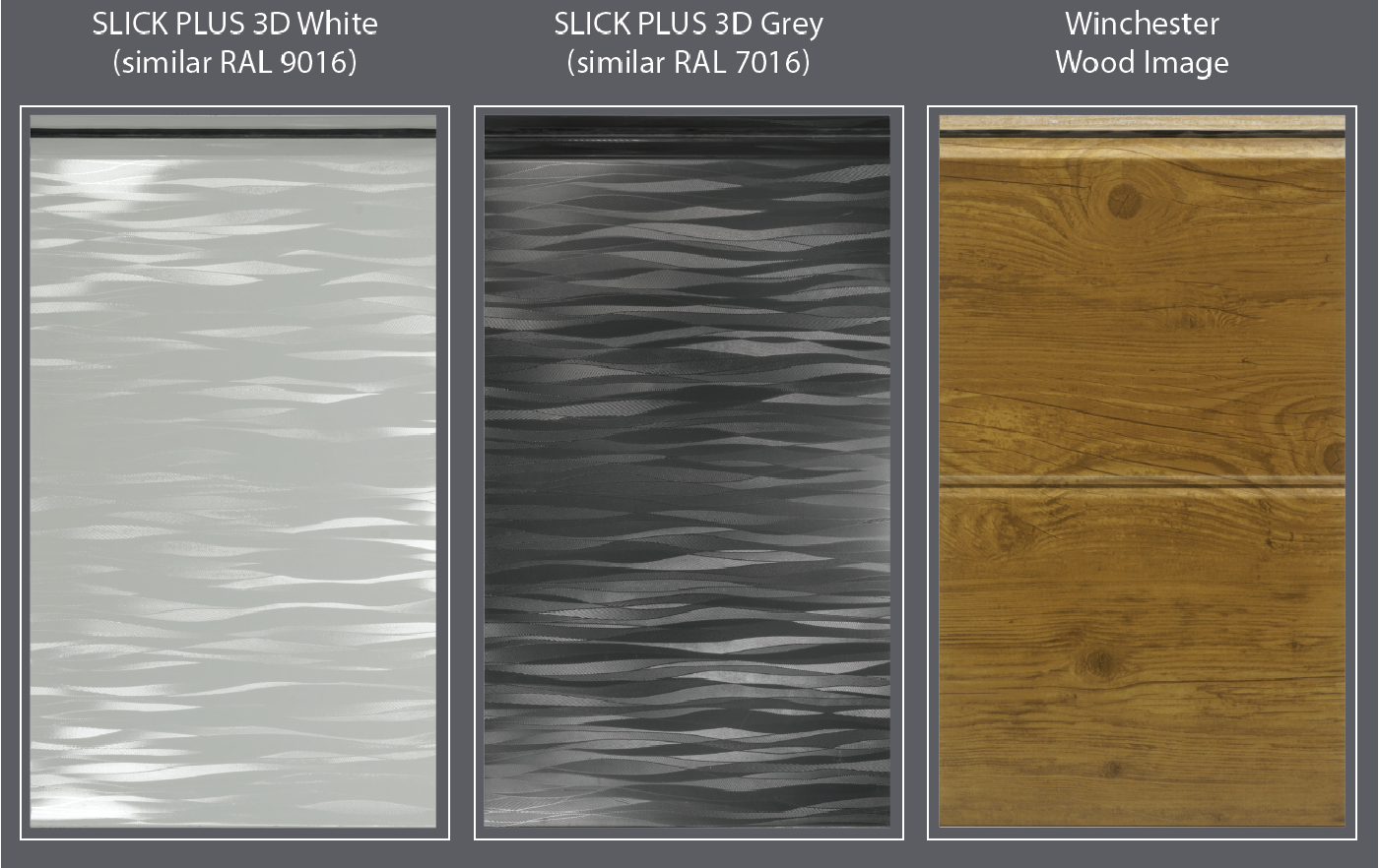 New Ryterna Sectiona Door Panels