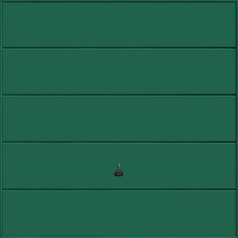 Garador Steel Garage Door Standard Colour Range