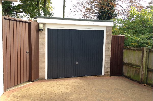 Up And Over Garage Door Designs