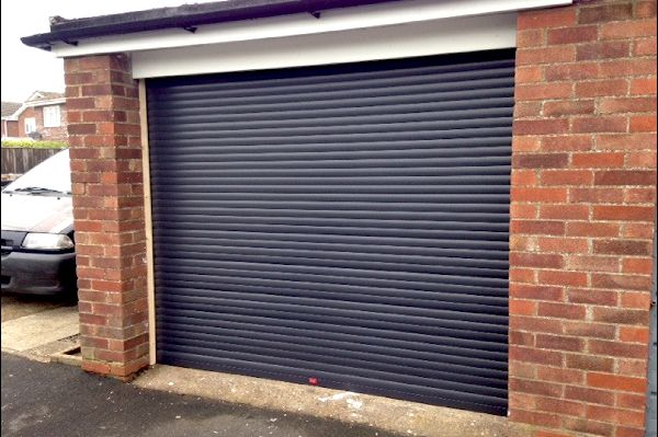 Small Slat 55 Roller Garage Door